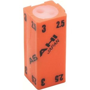 ASH 六角棒レンチ用連結ホルダー 2.5mm3mm用 AI0253 ( AI0253 )|haikanshop