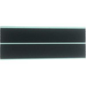 ユタカメイク マジックテープ 25mm×15cm ブラック G-36 ( G36 )