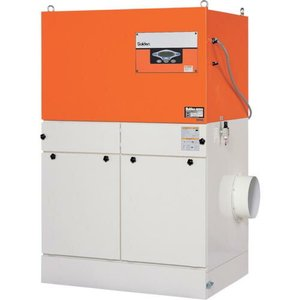 スイデン 集塵機(集じん装置)7.5kw10馬力50Hz SDC-L7500BP3-5