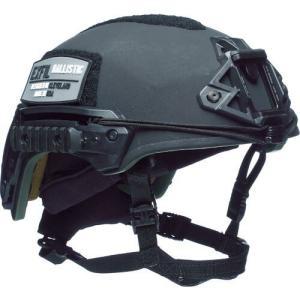 TEAMWENDY Exfil バリスティックヘルメット ブラック サイズ1 73-21S-E21 ( 7321SE21 ) haikanshop