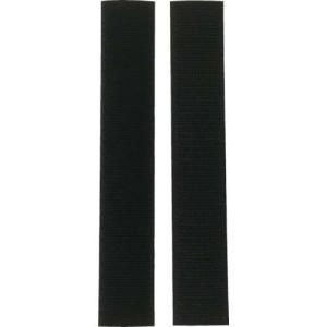 ユタカメイク マジックテープ アイロンワンタッチ 25mm×15cm ブラック G-86 ( G86...