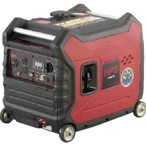 MEIHO エンジン発電機 HPG3000IS ( HPG3000IS )|haikanshop