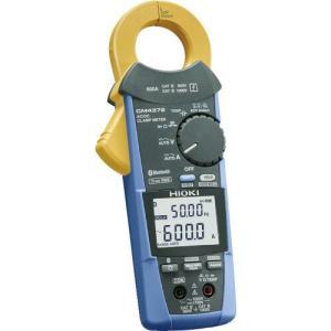 特長:Bluetooth搭載です。電流の他、電圧、抵抗、周波数、検電など多彩な測定ができます。突入電...