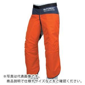 マックス Mr.FOREST 防護チャップス オレンジ LLサイズ MT536-OR-LL ( MT536ORLL ) haikanshop