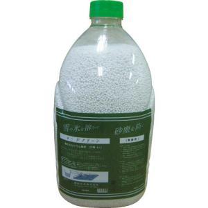 特長:雪や氷の上に直接散布するだけで素早く溶かす即効性の融雪剤です。 用途:雪や氷のスリップ防止に。...