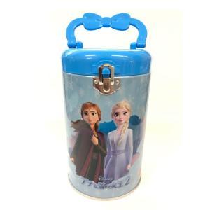 アナと雪の女王2 ポーチトランク缶 菓子2個入 クリスマス