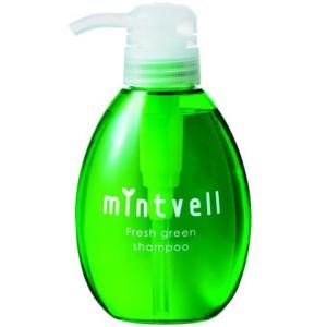 サンコール ミントベルフレッシュグリーンシャンプー290ml|haircare-shop-sugar