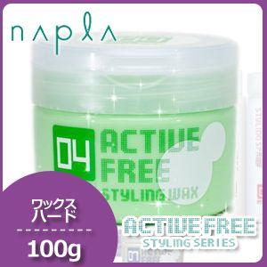 ナプラ アクティブフリー スタイリングワックス グロス 60g /ブランド:ナプラ /メーカー:株式...