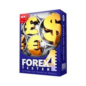 Forex Tester 4 ベーシック1アカウント
