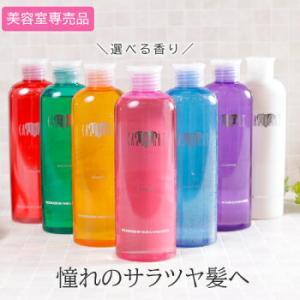 【美容室専売品】プロ仕様ノンシリコン&アミノ酸 アロマシャンプー240ml(単品)|hairmake-earth-store