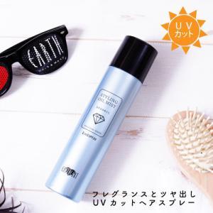 【髪の日焼け対策】UVオイルミスト ヘアスプレー 日焼け止めスプレー 髪 UVケア アルガンオイル EARTHEART|hairmake-earth-store