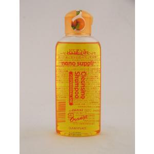 サニープレイス クレンジングシャンプー(オレンジ) 120ml|hairsalonfans