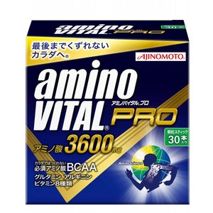 アミノバイタル プロ 30本入箱 アミノ酸3600mg...