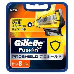 ジレット フュージョン5+1 プロシールド 替刃 8個入