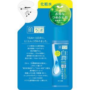 肌ラボ 白潤 薬用美白化粧水 高純度アルブチン×ビタミンC×和漢ハトムギエキス配合 詰替 170mL