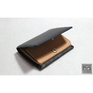 (永久創)本革 コインケース  ブラック(黒) NIFTY2シリーズ XO1105-B-BK|hajimaru