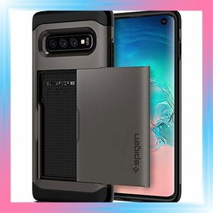 Galaxy S10/ガンメタル スマホケース Galaxy S10 ケース SC-03L|hajime-shopping