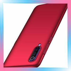 滑らか レッド スマホケース Xiaomi Mi Max 3 ケース おしゃれダ|hajime-shopping