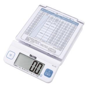 TANITA デジタルレタースケール KD-LT01(ホワイト)  取引証明以外用 @(株)タニタ
