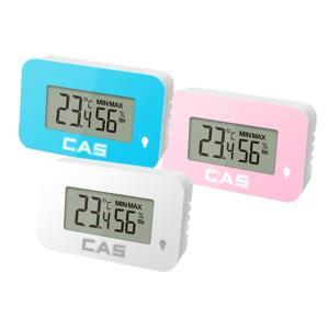 当店限定商品 デジタル温湿度計 T002 CAS  スタンド/バックライト付き/コンパクト(33×52×14mm) 新入荷