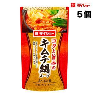 鍋つゆの素 麺&鍋大陸  キムチチゲスープの素 1270g ミツカン【発送重量 1kg】codeA1【鍋セット】|hakariurisaiyasu