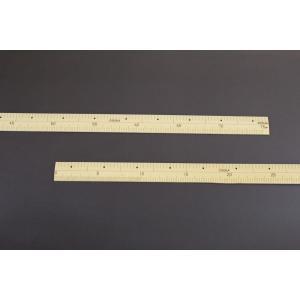 竹尺ものさし 鯨尺 2尺両目 片側センチ付 普通巾22mm OBS hakaronet