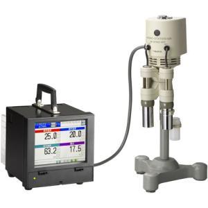 佐藤計量器SATOペーパーレス温湿度記録器SK-5RAD-MRセンサ検定付 No.7435-60|hakaronet