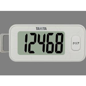 FB-731-WHシロ 3Dセンサ搭載歩数計 タニタTANITA|hakaronet