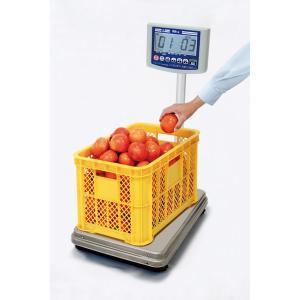 大和製衡YAMATO音声ランク出力ユニット付デジタル台秤DP-6800K-120 ひょう量120kg |hakaronet