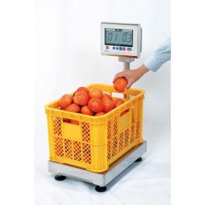 大和製衡YAMATO音声ランク出力ユニット付防水型デジタル台秤DP-6700K-150 ひょう量150kg |hakaronet