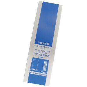 佐藤計量器 NO.7230-64 シグマII型温度記録計用記録紙 32日用 (55枚入)SATO|hakaronet