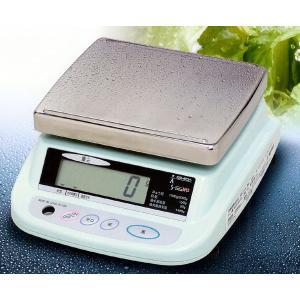 イシダISHIDAデジタル防水はかりS-boxWP片面表示ひょう量3kg検定品|hakaronet