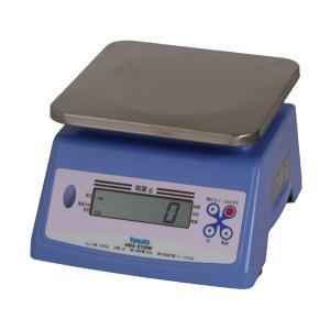 大和製衡 UDS-210W-5K 防水型デジタル上皿はかり ひょう量5000g 検定品 Yamato|hakaronet
