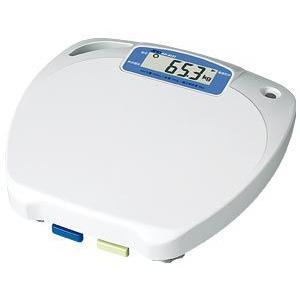 エーアンドデイ AD-6121A デジタル体重計ベッドサイドスケール 検定付 ひょう量150kg AND|hakaronet