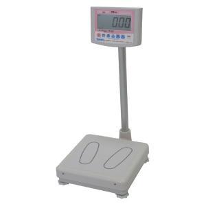 大和製衡 DP-7800PW-200 一体型 デジタル体重計 検定付 ひょう量200kg 日本製 Yamato|hakaronet