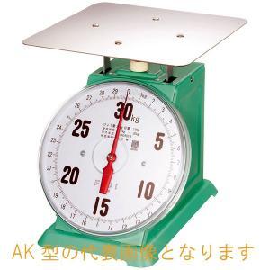 富士計器FUJI 上皿自動はかりAK型AK-30 ひょう量30kg 目量100g 検定品|hakaronet