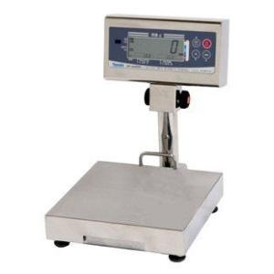 大和製衡YAMATO卓上防水型デジタル台はかりDP-6600K-3ひょう量3kg検定付|hakaronet