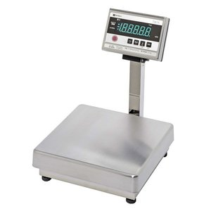 イシダISHIDA防水型デジタル台はかりIWX-30ひょう量30kg検定付|hakaronet