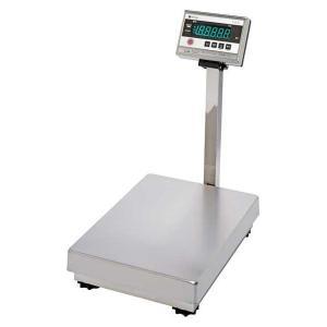イシダISHIDA防水型デジタル台はかりIWX-150ひょう量150kg検定付|hakaronet