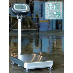 クボタ KL-FM-K150A ひょう量150kg 100g単位 防水型デジタル台はかり 検定付 Kubota|hakaronet