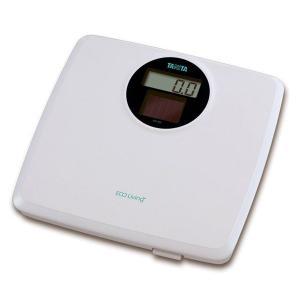 タニタTANITAデジタルソーラーヘルスメーターHS-302 最小表示200g単位|hakaronet