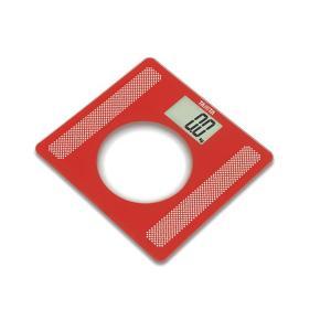 タニタTANITAデジタルヘルスメーターHD-381-RDレッド 最小表示100g単位|hakaronet