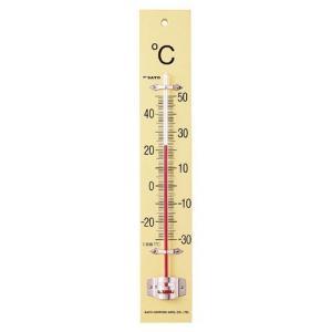 佐藤計量器SATO 板付寒暖計 -30〜50℃ 1510-00|hakaronet