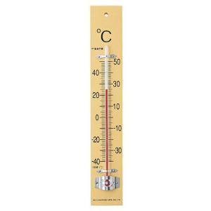佐藤計量器SATO 板付寒暖計 -40〜50℃寒冷地仕様 1510-40|hakaronet