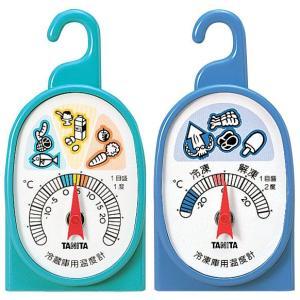 タニタTANITA冷凍・冷蔵庫用温度計5497|hakaronet