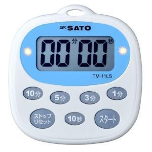 佐藤計量器SATOキッチンタイマーTM-11LS No.1700-32 hakaronet