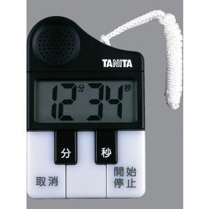 タニタTANITAメロディタイマーTD-382-BK ブラック hakaronet