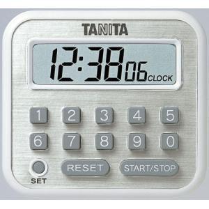 タニタTANITA長時間タイマーTD-375-WHホワイト hakaronet