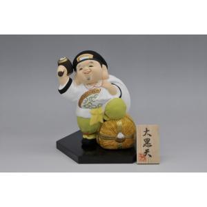 博多人形  【大黒天】|hakata-honpo