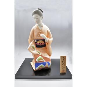 博多人形 【ふれあい】 日本の伝統の「美」「優しさ」。 hakata-honpo